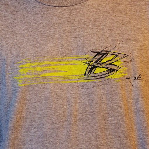 Bosh3 - Grey B1 tričko