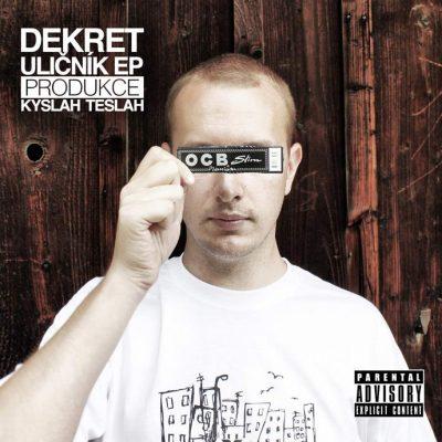 Dekret - Uličník EP CD