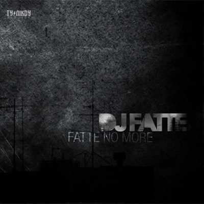 Dj Fatte - Fatte No More CD
