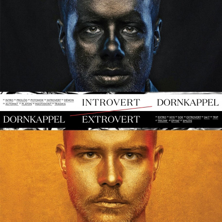 Dornkappel - Introvert / Extrovert CD
