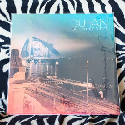 Duhan - Back to the future LP