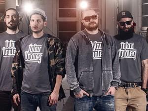 A.M.O. & Band – EP Analog Architekt + tričko Ajlav Analog