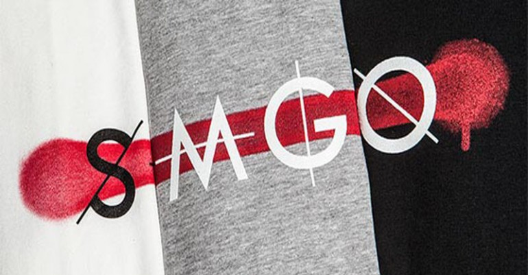 Show Must Go On - SMGO 4 graffiti DVD a tričká