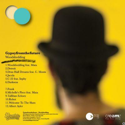 Gypsyfromthefuture - Woodshedding LP