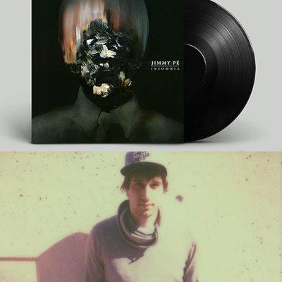 Jimmy Pé - Insomnia CD