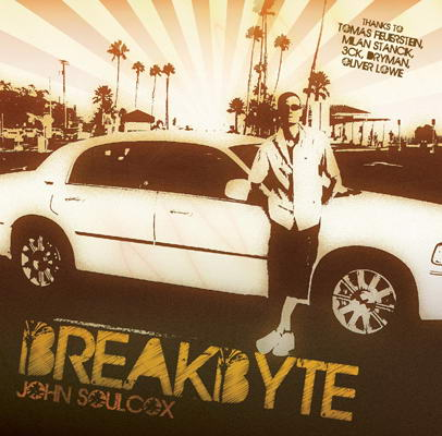 John Soulcox - Breakbyte CD