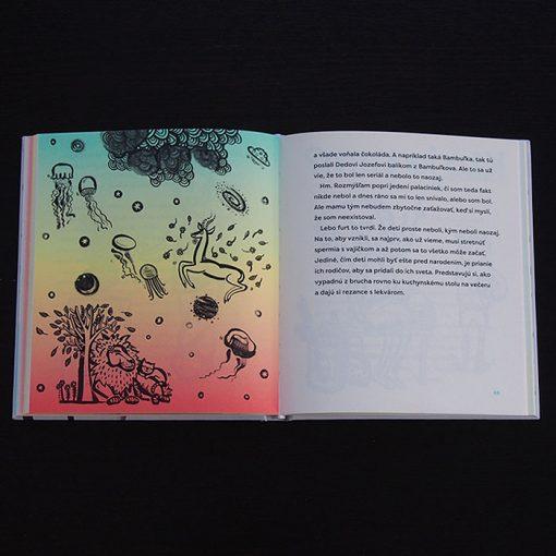 kniha Cesta na svet