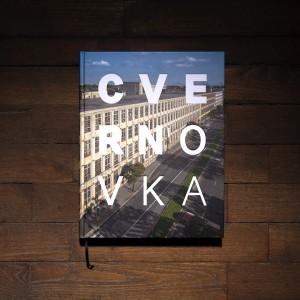 Kniha Cvernovka