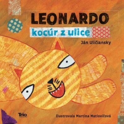 Leonardo, kocúr z ulice - Ján Uličiansky kniha