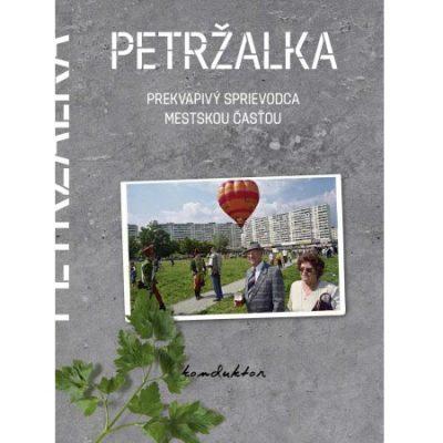 Petržalka - Martin Kleibl / kniha