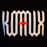 Komix City pánske tričko