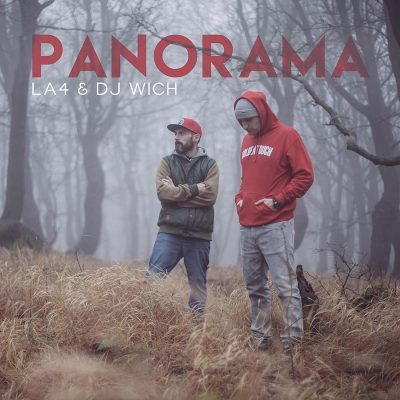 LA4 & DJ Wich - Panorama CD