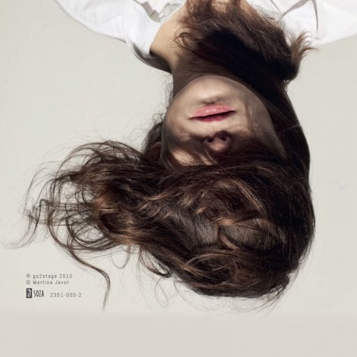 Martina Javor - White Lies Covered Eyes CD album 2015