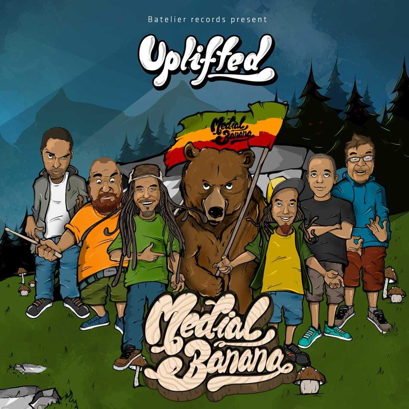 Medial Banana - Uplifted LP