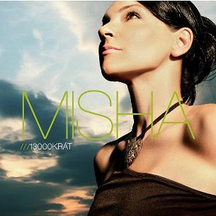 Misha - 13000krát CD