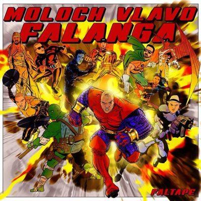 Moloch Vlavo - Falanga Faltape LP