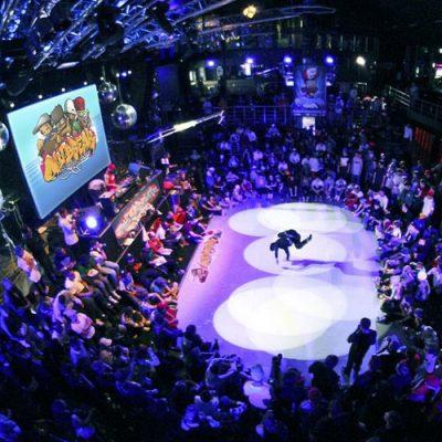 BBoy Spot Europe - Outbreak Europe 2011 DVD
