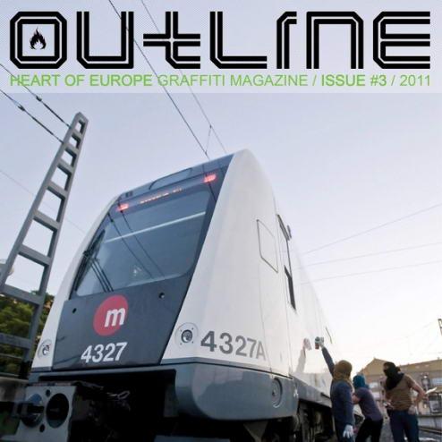 Outline Magazine #3 časopis