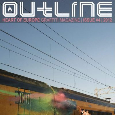 Outline Magazine #4 časopis