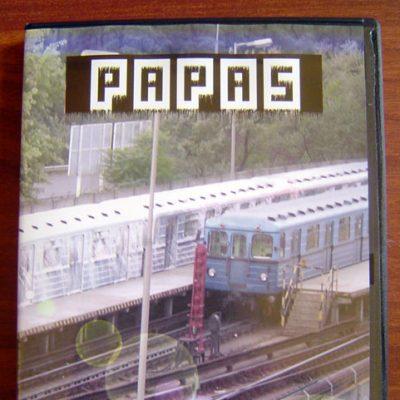 Papas - Graffiti (Budapest 2008) DVD