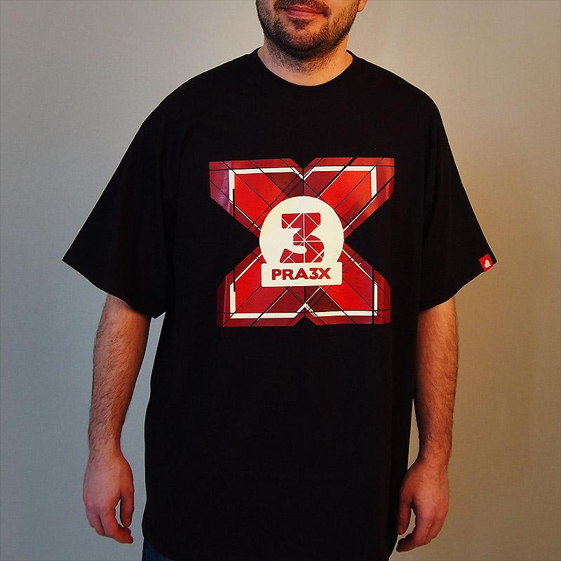 pánske tričko pra3x ajlavmjuzik