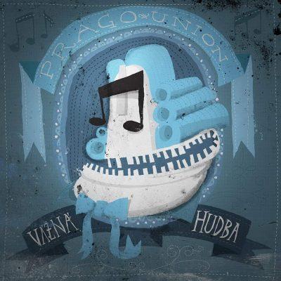 Prago Union - Vážná hudba CD