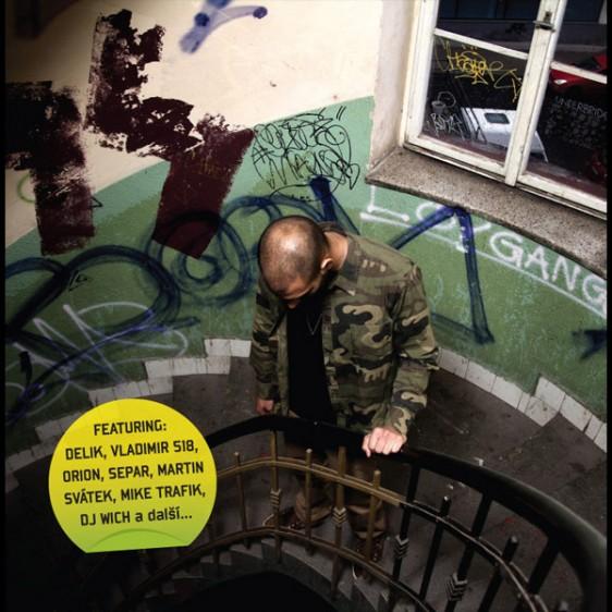 Refew - Z místa Mixtape CD