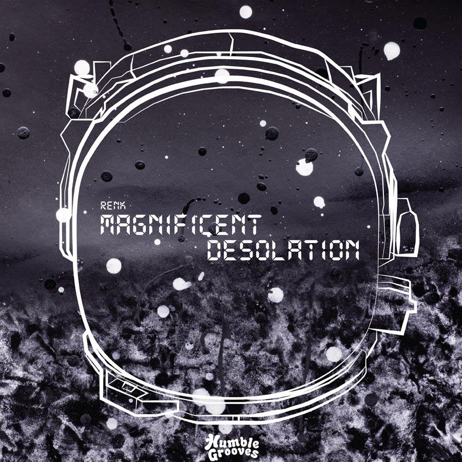 Renk - Magnificent Desolation LP