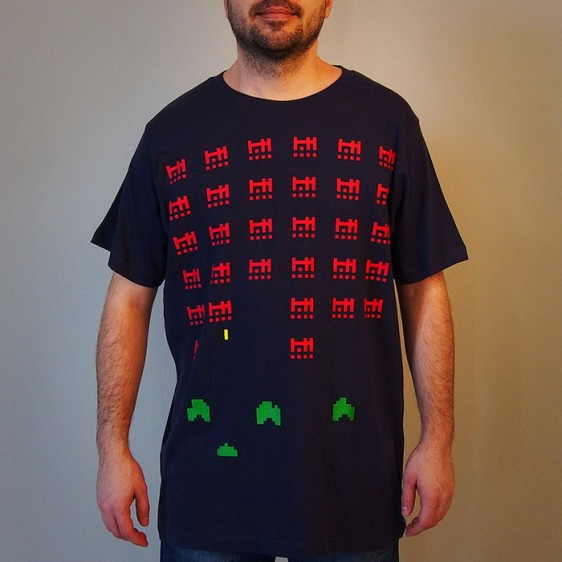 Yaxplus Space pánske tričko