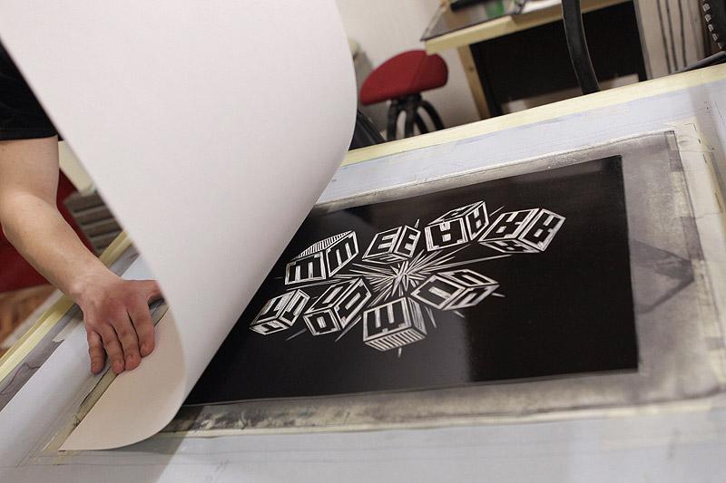 Matúš Maťátko pre TomuWear - výroba návrhu na tričko