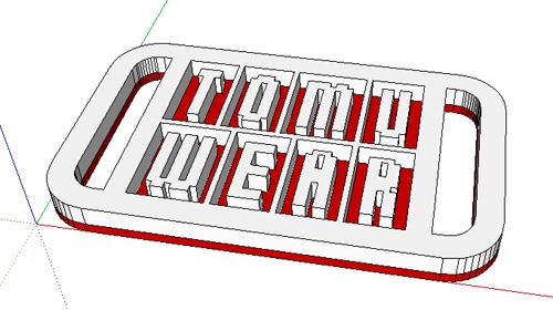 Doplnky z 3D tlačiarne