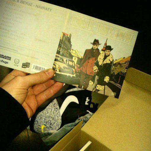 Tono S. & Beyuz - Návraty CD