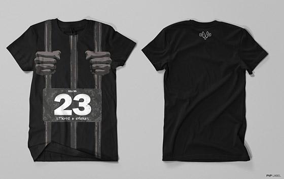Tričko Strapo 23
