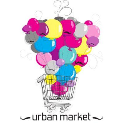 Urban Market 2012 by Cocopinda tričko