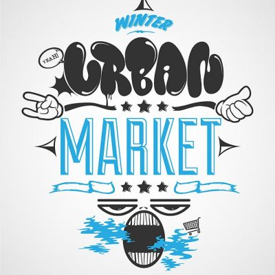 Urban Market 2011 by Skunk tričko