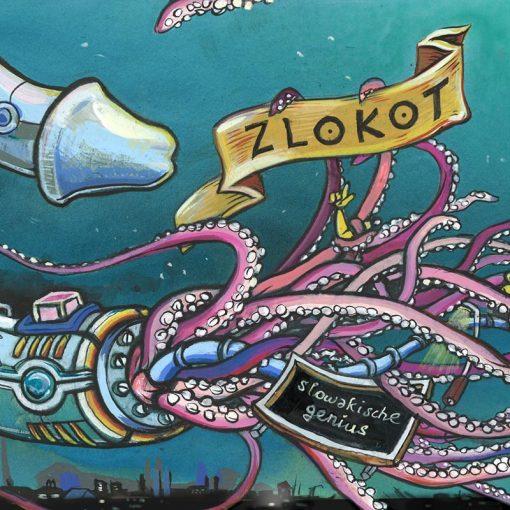 Zlokot - Slowakische genius CD