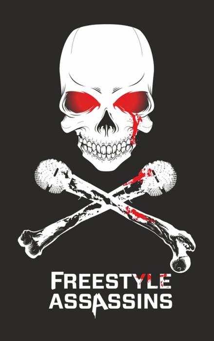Tričko Zverina + Shomi Freestyle Assassins