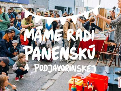 Dobrý trh na Panenskej a Podjavorinskej 2018