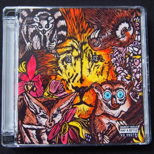 Hafner a Beyuz – Opice a Ananásy CD 2016