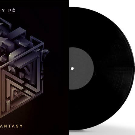 Jimmy Pé LP Fake fantasy