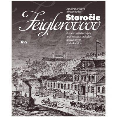 Kniha Storičie Feiglerovcov