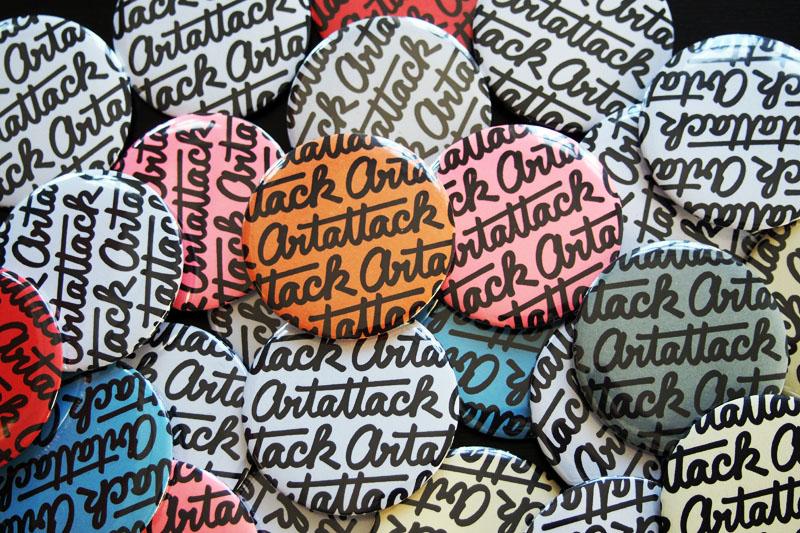 ArtAttack odznak