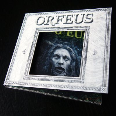 James Cole - Orfeus CD