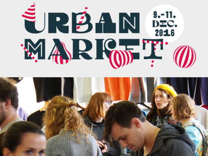 Fotky a novinky: ArtAttack Shop na winter Urban Market