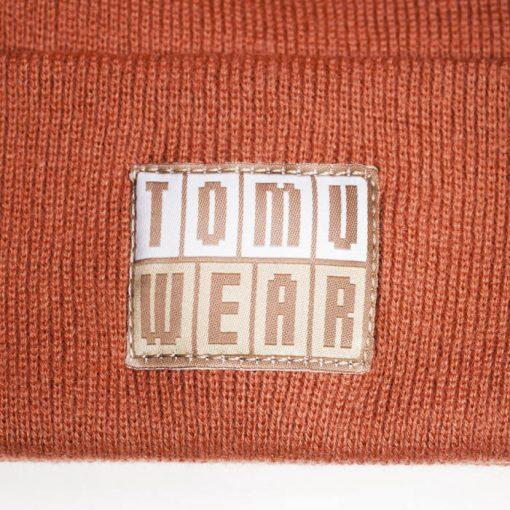 Tehlová čiapka TomuWear