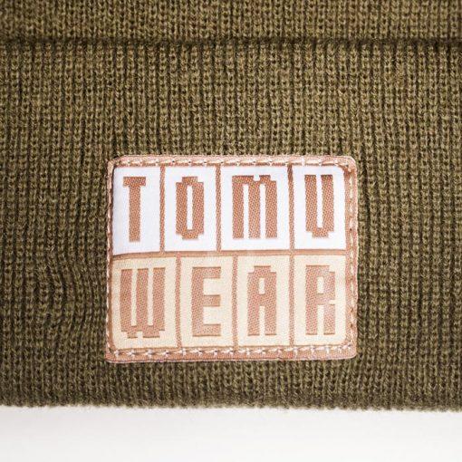 Zelená čiapka TomuWear