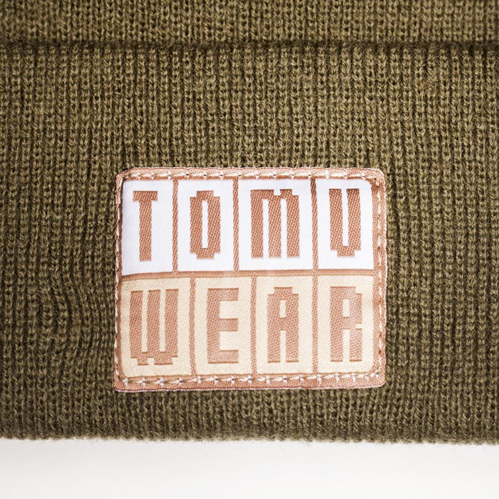 a8c340f57 Zelená čiapka TomuWear - kúpiť online