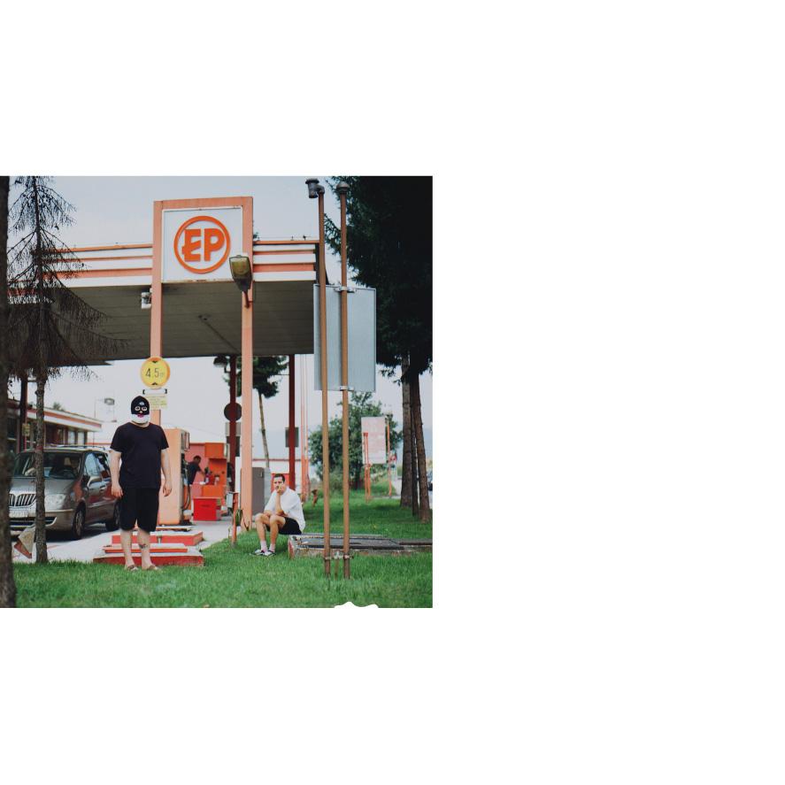 Prezident Lourajder & Emil - EP vinyl