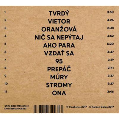 korben dallas stredovek cd