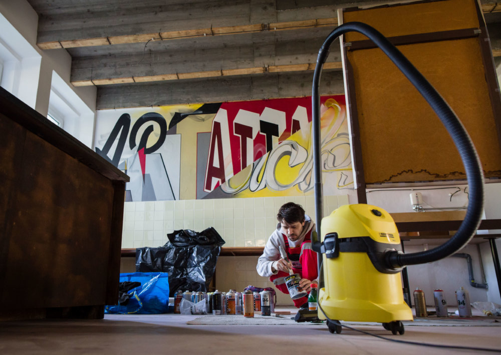 Otváračka ArtAttack Shop: Nazrite za oponu príprav (Foto N - Tom‡áš Benedikovič)